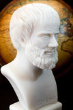 Ancient Greek philosophers Stock Images