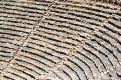 Ancient Greek or Roman Amphitheatre Royalty Free Stock Photos