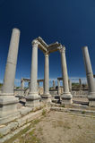 Ancient Greek Ruins Stock Photos