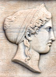 Ancient greek sculpture Royalty Free Stock Photos