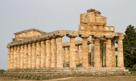 Ancient Greek Temple of Athene Stock Photos