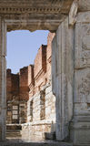 Ancient greek town of Ephesus Stock Photography