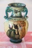 Ancient greek vase Stock Photos