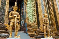 Ancient Guard Royal Palace Stock Images