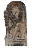 Ancient guardstone at vatadage in Polonnaruwa, Sri Lanka Royalty Free Stock Photos