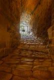 Ancient Hallway Royalty Free Stock Photo