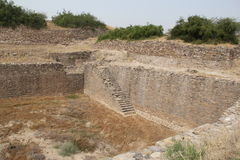 Ancient Harappa Civilization Stock Image