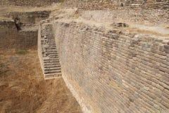Ancient Harappa Civilization Stock Photo