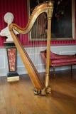 Ancient  harp Stock Image