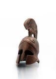 Ancient helmet Stock Image