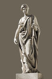 Ancient Hera Sculpture Royalty Free Stock Image