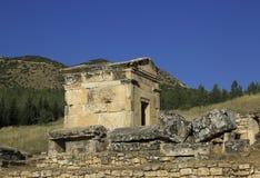 Ancient Hieropolis, Turkey Stock Images