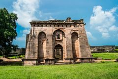 Historic Hindola Palace Royalty Free Stock Photos