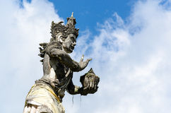 Ancient Hindu Sculpture Royalty Free Stock Photos
