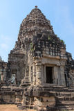 Ancient Hindu temple Royalty Free Stock Photos