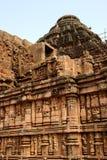 Ancient Hindu Temple at Konark (India) Stock Photo