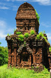 Ancient Hindu temples Stock Photography