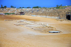 Ancient hippodrome Stock Photos