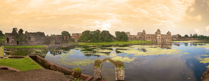 Ancient Historic Indian Architecture Stock Images