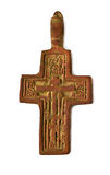 Ancient historical small crosses Royalty Free Stock Images