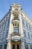 Ancient hotel Stock Photo