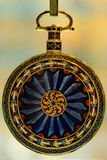 ancient hours nacreous Стоковая Фотография
