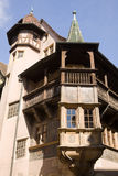 Ancient house in Colmar city, France Stock Photography