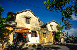 Ancient house - Hoi An town - Quang Nam province Stock Photo