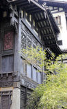 Ancient house of the huguanghuiguang Stock Image
