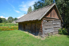 Ancient house Stock Photography
