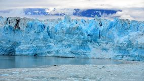 Hubbard Glacier, Yukon, Alaska stock photos