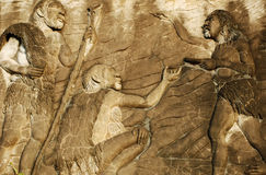 Ancient Human Stock Photo