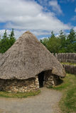 Ancient Hut Stock Image