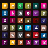 Ancient icon Royalty Free Stock Photography