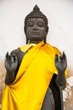 Ancient image of buddha Stock Photography