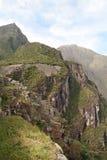 Ancient Inca dwellings, Peru Royalty Free Stock Image