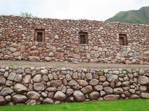 Ancient inca walls in Cusco Stock Photos