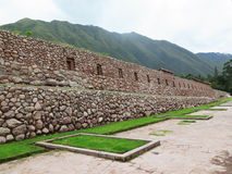 Ancient inca walls in Cusco Stock Images