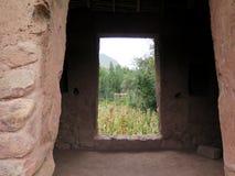 Ancient inca walls in Cusco Stock Photo