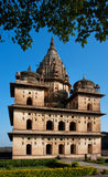 Ancient indian building of the 17th century Stock Photo