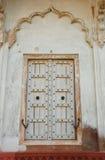 Ancient Indian door Royalty Free Stock Image