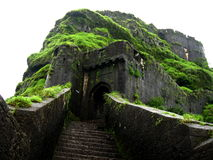 Ancient Indian fort Royalty Free Stock Photo