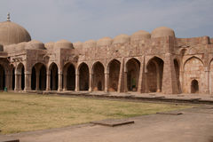 Ancient Indian Mosque Stock Photos