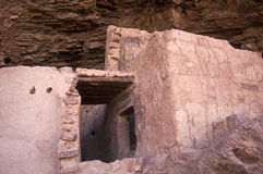 Ancient Indian Pueblo Ruins Stock Image