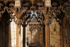 Ancient Indian Step-well in Bundi Royalty Free Stock Photography