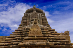 Ancient Indian Temple Royalty Free Stock Photo