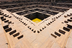 Ancient Indian Water Tank Reservoir Steps H Royalty Free Stock Photo