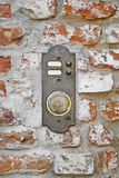 Ancient intercom Stock Photo