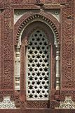Ancient Islamic Window Royalty Free Stock Photos