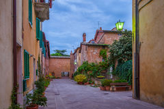 Ancient Italian Town Royalty Free Stock Image